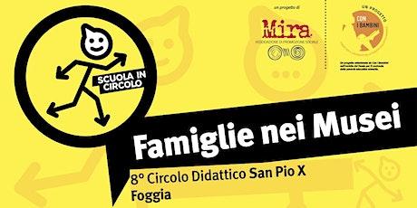 8° circolo didattico  San Pio X - Torre Normanna biglietti