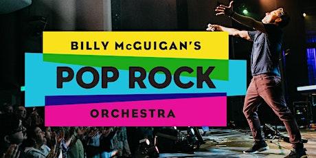 Billy McGuigan's Pop Rock Orchestra tickets