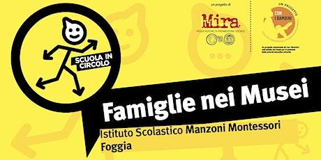 Istituto scolastico Manzoni Montessori -Torre Normanna biglietti