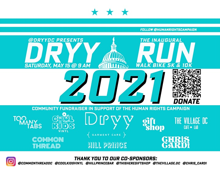 DRYY RUN DC image