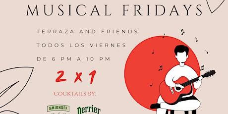 Musical Fridays entradas