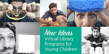 New Ideas for Virtual Library Programs for Young Children tickets