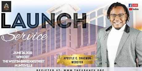 The Ark Church of Huntsville  Launch Service tickets