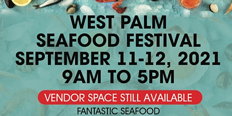 West Palm Seafood Festival tickets