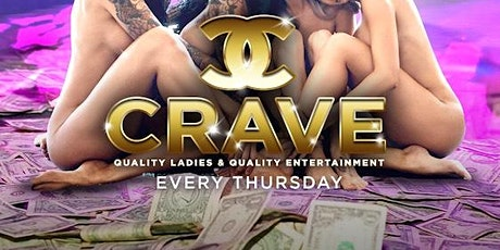 CRAVE tickets