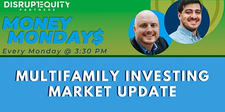 Multifamily Investing Market Update Tickets