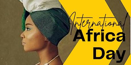 International Africa Day tickets