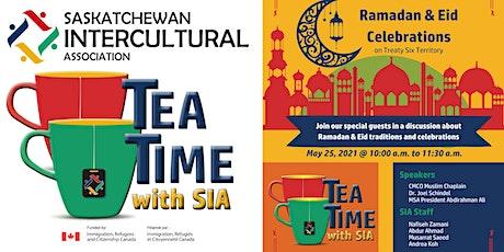 Ramadan & Eid Celebrations on Treaty Six Territory tickets