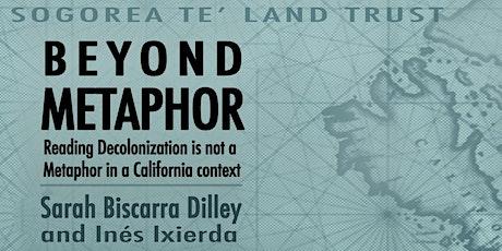 Beyond Metaphor tickets