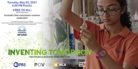 Inventing Tomorrow STEM Workshop For Middle & High School Science Educators tickets