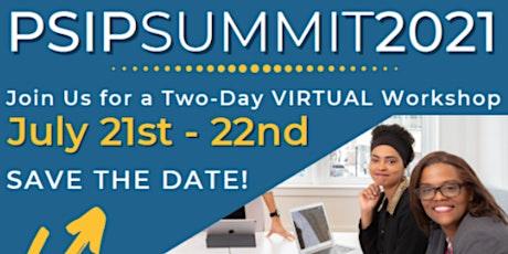 PSIP Virtual Summit 2021 (Pre-Registration) tickets