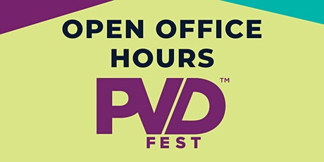 Open Office Hours with PVDFest Operations Team tickets