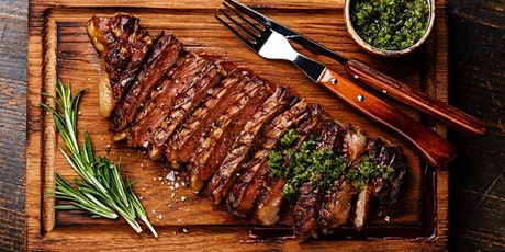 FREE Cooking Class:  The Ultimate Steak Dinner - It's What Dads Do! tickets
