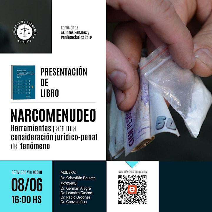 Imagen de Narcomenudeo
