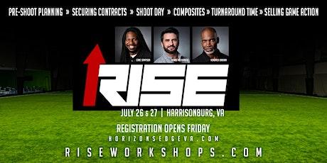 RISEWORKSHOPS - Harrisonburg, VA tickets
