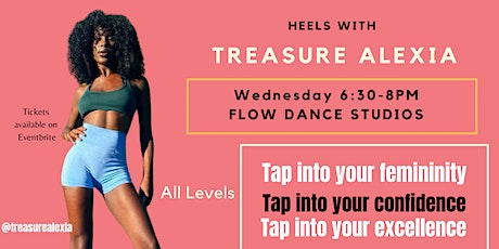 Heels Class with Treasure Alexia tickets
