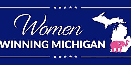 Women Winning Michigan, Macomb tickets