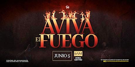 RETIRO  AVIVA EL FUEGO tickets