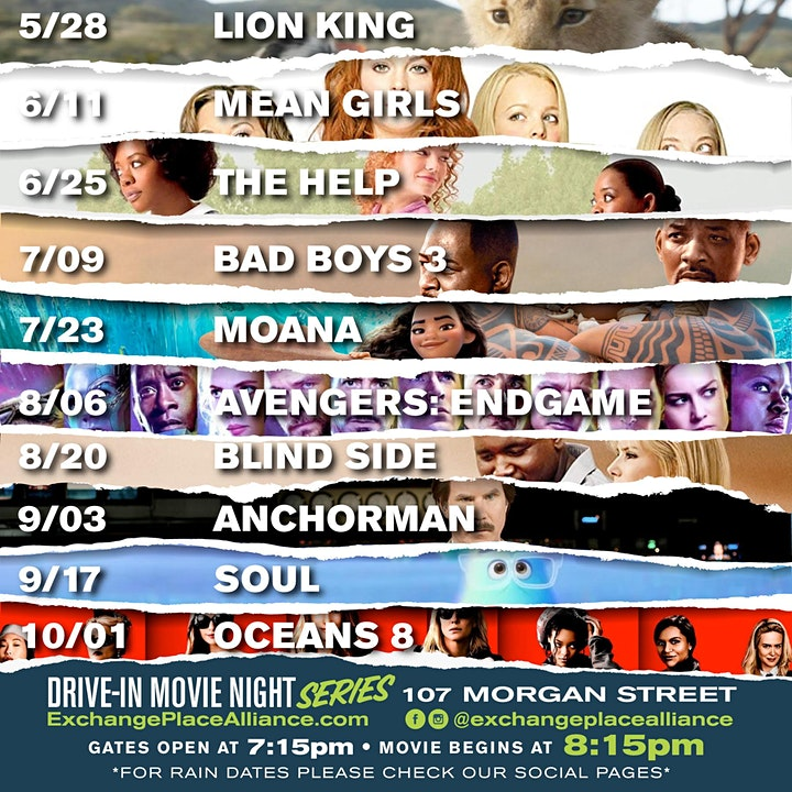 The Help: Drive-In Movie Night Series image