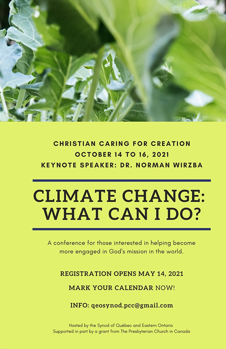 CLIMATE CHANGE - WHAT CAN I DO? image