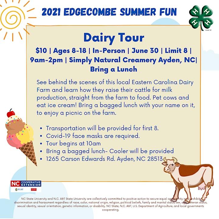 Simply Natural Dairy Farm Tour image