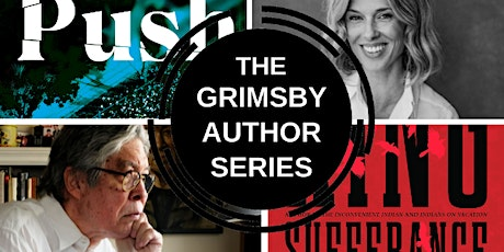Grimsby Author Series: Thomas King and Ashley Audrain tickets