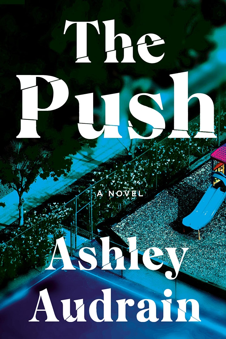 Grimsby Author Series: Thomas King and Ashley Audrain image