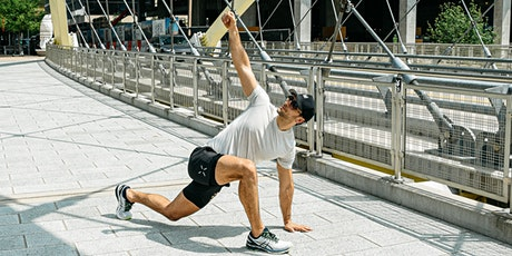 Strong New York LIVE workout with Coach Kenny Santucci tickets