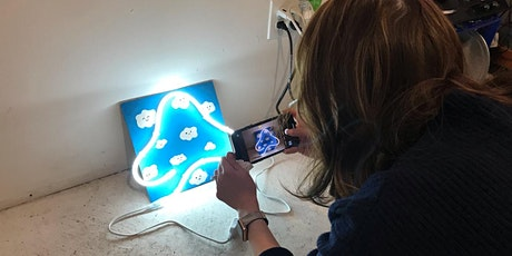 FUN AND NEON SIGN MAKING (Sustainable Energy) tickets