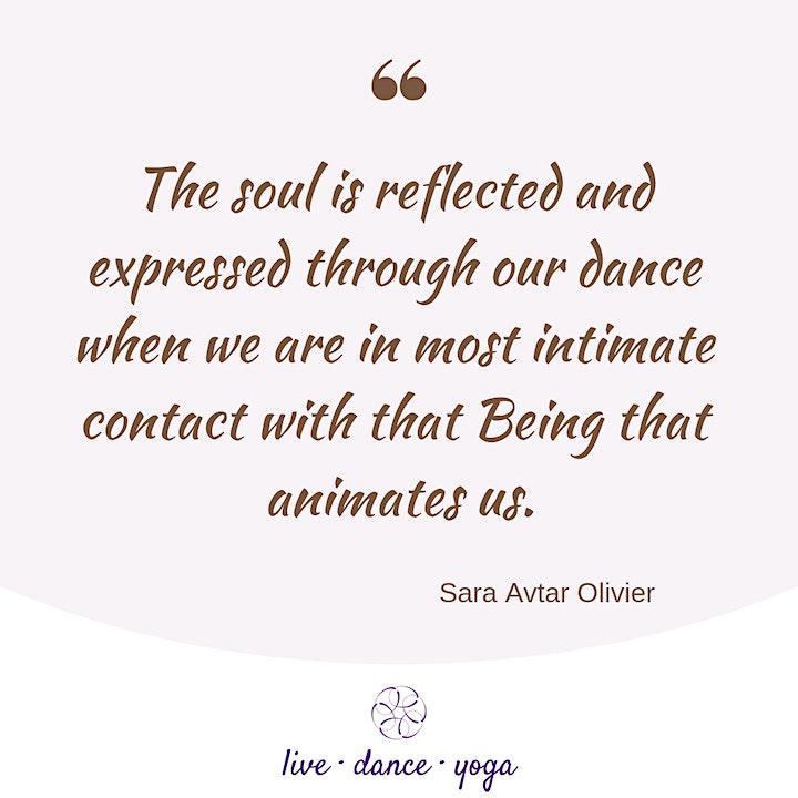 Easy flowing  mit Shakti Dance®  Yoga online (inkl. 7 Tage Aufzeichnung): Bild