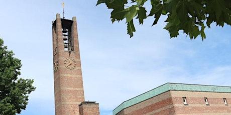 Pinkster kerkdienst met ds. E. van Leersum tickets