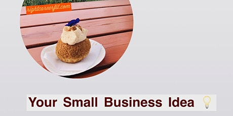 A Small Business Idea Tickets
