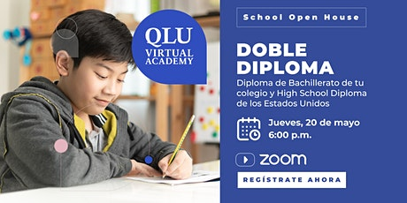 SCHOOL OPEN HOUSE: Doble Diploma - High School Diploma de USA y Panamá entradas