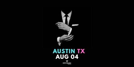 Fifty Shades Live|Austin, TX tickets