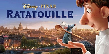Movies Under The Stars - Ratatouille tickets