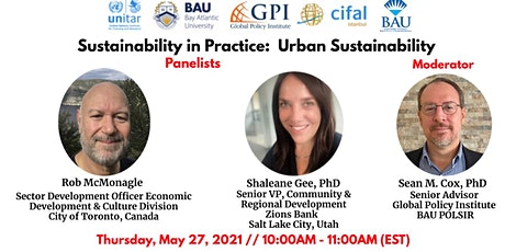 Sustainability in Practice: Urban Sustainability tickets