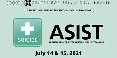 ASIST Training   2 Days   Dordt Ag Stewardship Center, Sioux Center tickets