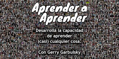 Aprender a Aprender - Edición 2 - Participantes de Argentina boletos