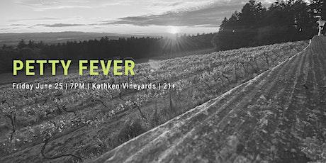 Petty Fever (Tom Petty) at Kathken Vineyards tickets