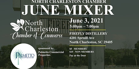 North Charleston Chamber June Mixer pres. by Palmetto Commercial Properties tickets