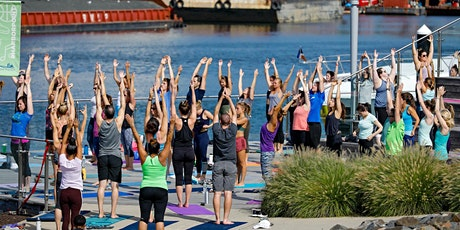 Evolve Yoga tickets