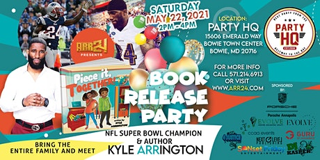 Piece it Together! Book Release Party tickets