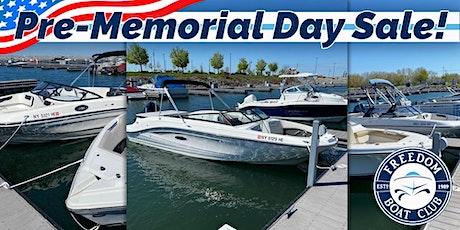 Pre-Memorial Day Summer Kickoff Sale at FBC Buffalo! tickets