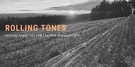 Rolling Tones at Kathken Vineyards tickets