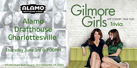 Gilmore Girls Trivia at Alamo Drafthouse Charlottesville tickets