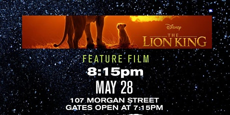 Lion King: Drive-In Movie Night Series tickets