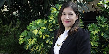 Curator Talk with Marcela Guerrero entradas