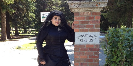 The Ghosts of Bozeman's Past: Historic Sunset Hills Cemetery tickets