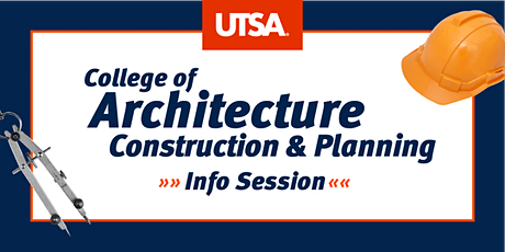 College of Architecture, Construction and Planning (Virtual) tickets