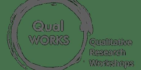 Qualitative Research Methods - Online Workshop tickets